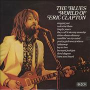 Click here for more info about 'Eric Clapton - The Blues World Of - 2nd'