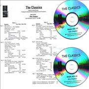 Click here for more info about 'The Classics'