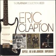 Click here for more info about 'Eric Clapton - The Platinum Collection'