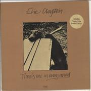 Click here for more info about 'Eric Clapton - There's One In Every Crowd + Insert + stickered'