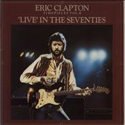Click here for more info about 'Eric Clapton - Timepieces Vol. II - Live In The Seventies'
