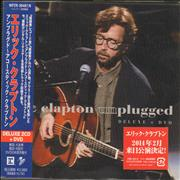 Click here for more info about 'Eric Clapton - Unplugged - Deluxe + DVD'