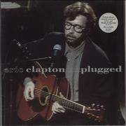 Click here for more info about 'Eric Clapton - Unplugged - Stickered - Excellent'