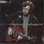 Click here for more info about 'Eric Clapton - Unplugged - VG'