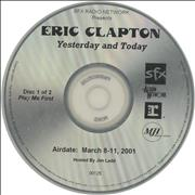 Click here for more info about 'Eric Clapton - Yesterday & Today'