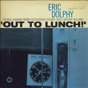 Click here for more info about 'Eric Dolphy - Out To Lunch - 1st NY'