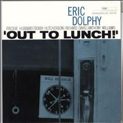Click here for more info about 'Eric Dolphy - Out To Lunch - 45RPM 180 Gram - Numbered'
