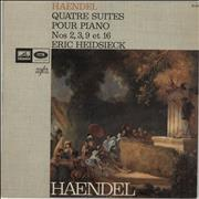 Click here for more info about 'Haendel: Quatre Suites Pour Piano Nos 2, 3, 9 et 16'
