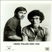 Click here for more info about 'Eric Kaz - Craig Fuller / Eric Kaz'