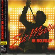 Click here for more info about 'Eric Martin  - Mr. Rock Vocalist'