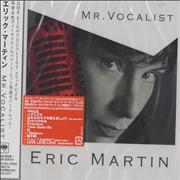 Click here for more info about 'Eric Martin  - Mr. Vocalist'