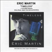 Click here for more info about 'Eric Martin  - Timeless'
