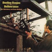 Click here for more info about 'Eric Weissberg & Steve Mandell - Duelling Banjos - 80s Issue + Sleeve'