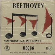 Click here for more info about 'Erich Kleiber - Beethoven: Symphony No. 5 In C Minor Op. 67'