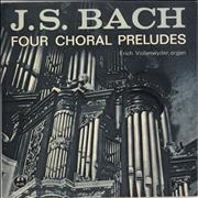 Click here for more info about 'Erich Vollenwyder - J.S. Bach: Four Choral Preludes'