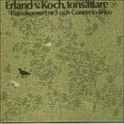 Click here for more info about 'Erland Von Koch - Pianokonsert Nr. 3 Och Concerto Lirico'