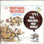 Click here for more info about 'Ernest Gold - It's A Mad, Mad, Mad, Mad World'