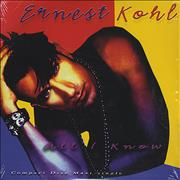 Click here for more info about 'Ernest Kohl - All I Know'