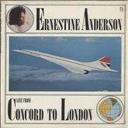 Click here for more info about 'Ernestine Anderson - Live From Concord To London'