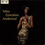 Click here for more info about 'Miss Ernestine Anderson'