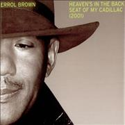 Click here for more info about 'Errol Brown - Heaven's In The Back Seat Of My Cadillac (2001)'