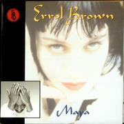 Click here for more info about 'Errol Brown - Maya'