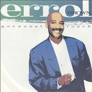 Click here for more info about 'Errol Brown - Personal Touch'