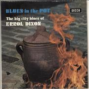 Click here for more info about 'Errol Dixon - Blues In The Pot'