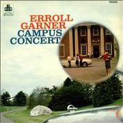 Click here for more info about 'Erroll Garner - Campus Concert - Factory Sample'
