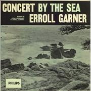 Erroll Garner Concert By The Sea - Autographed UK vinyl LP
