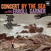 Erroll Garner Concert By The Sea UK vinyl LP