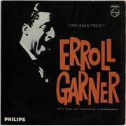 Erroll Garner Dreamstreet UK vinyl LP