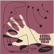 Click here for more info about 'Erroll Garner - Erroll Garner Trio Vol.1 - Pink Vinyl - Sealed'