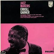 "Erroll Garner Jazz Makers EP UK 7"" vinyl"