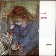 Erroll Garner Moods UK vinyl LP