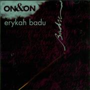 Click here for more info about 'Erykah Badu - On & On'