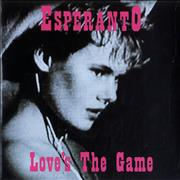 Click here for more info about 'Esperanto - Love's The Game'