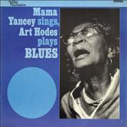 Click here for more info about 'Estelle Yancey - Mama Yancey Sings, Art Hodes Plays Blues'