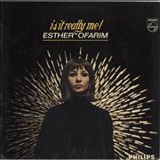 Click here for more info about 'Esther Ofarim - Is It Really Me!'