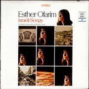 Click here for more info about 'Esther Ofarim - Israeli Songs - Sealed'