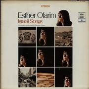 Click here for more info about 'Esther Ofarim - Israeli Songs'