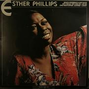 Esther Phillips Esther Phillips UK vinyl LP