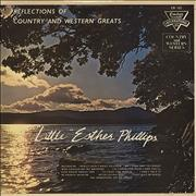 Click here for more info about 'Esther Phillips - Reflections Of Country And Western Greats - EX'