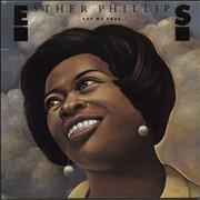 Click here for more info about 'Esther Phillips - Set Me Free - Gold promo stamped'