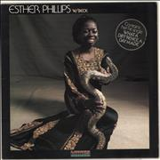 Esther Phillips What A Diff'rence A Day Makes - Hype Stickered UK vinyl LP