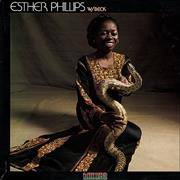 Esther Phillips What A Diff'rence A Day Makes UK vinyl LP