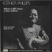 Click here for more info about 'Esther Phillips - What A Difference A Day Makes'