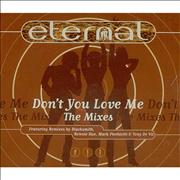 Click here for more info about 'Eternal - Don't You Love Me - The Mixes'