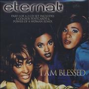 Click here for more info about 'Eternal - I Am Blessed + Cards'