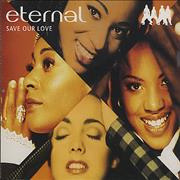 Click here for more info about 'Eternal - Save Our Love'
